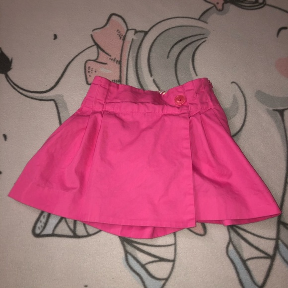 Lilly Pulitzer Other - Lilly Pulitzer Pink Skirt Skort Girls Size 5T